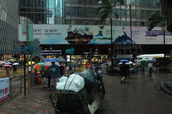 modernité Hong Kong