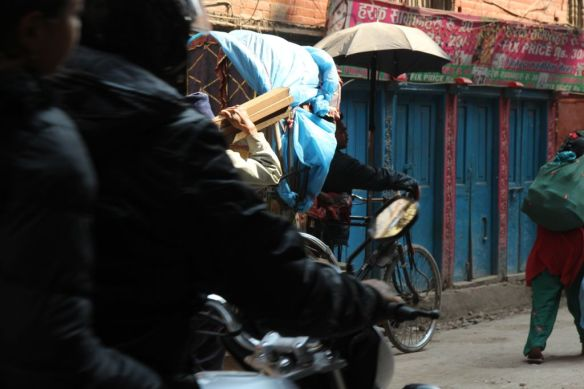 scooter Katmandou