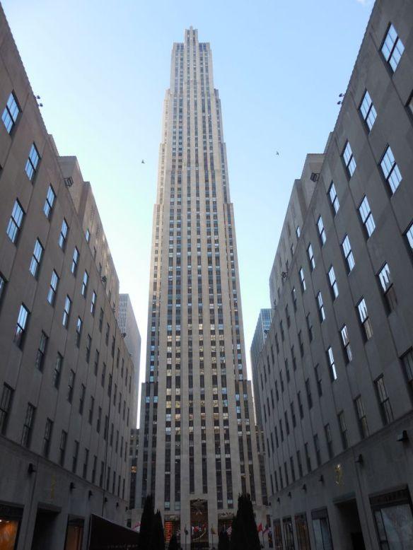 New York enfilade
