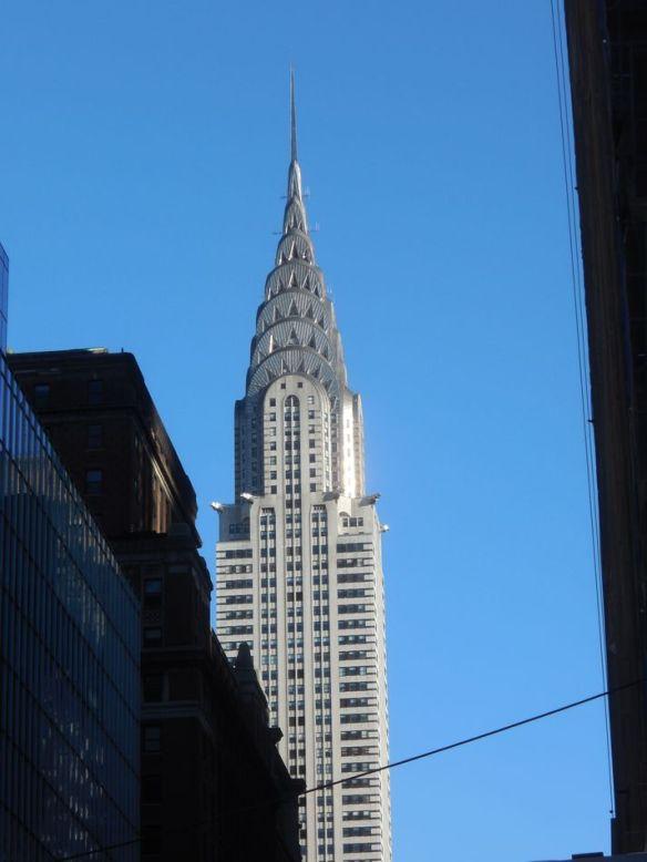 Chrysler center New York