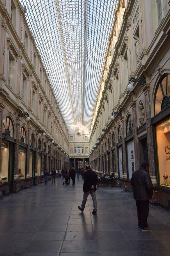 Galeries Royales Saint-Hubert Bruxelles Brussels