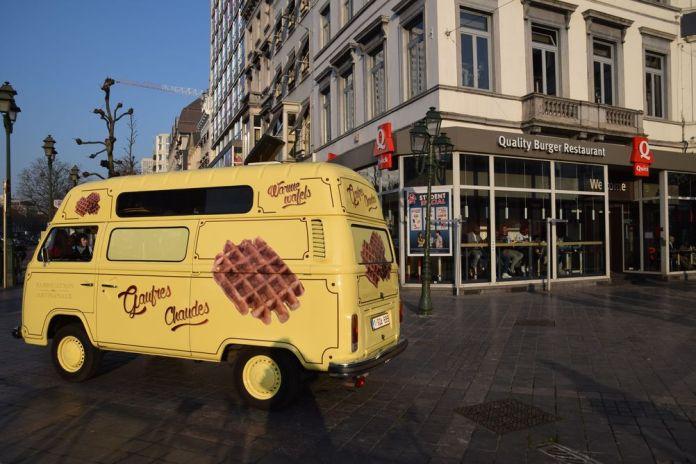 Gaufres Bruxelles Brussels