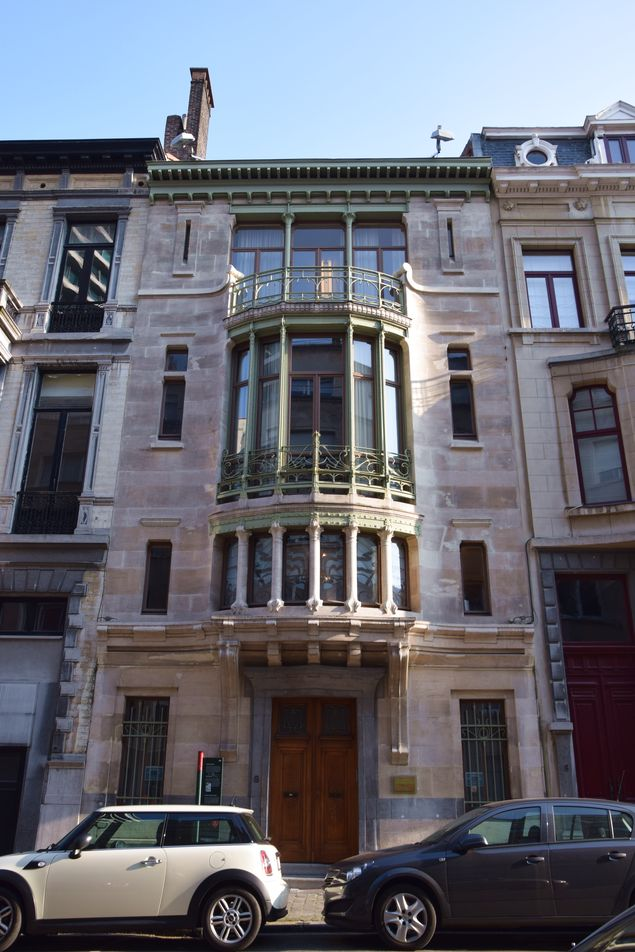 Jose Ciamberlani Bruxelles Brussels