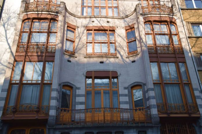 Hôtel Solvay, Bruxelles Brussels
