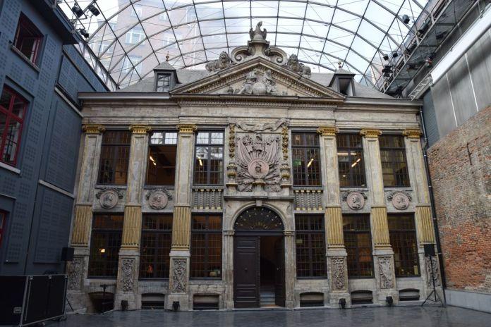 La Bellone, Bruxelles Brussels
