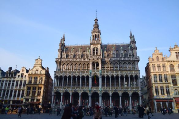 Grand Place Bruxelles Brussels