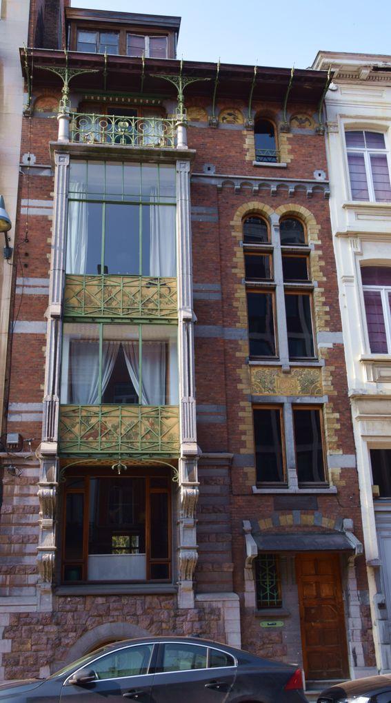 Paul Hankar Bruxelles Brussels