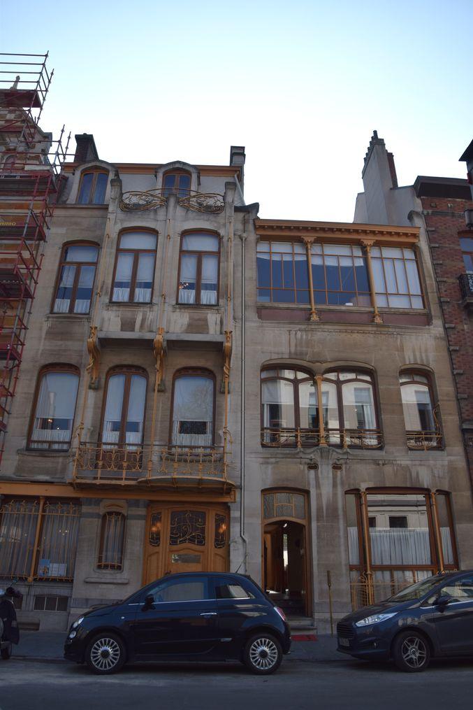 Victor Horta Bruxelles Brussels
