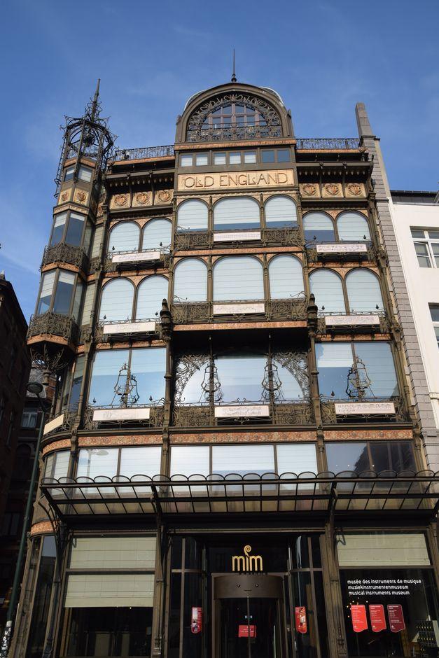 Musée des Instruments de Musique Bruxelles Brussels