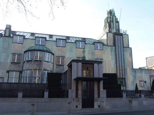 Palais Stoclet Bruxelles Brussels