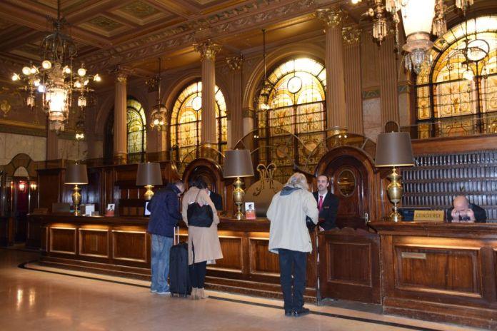 vitraux hôtel Métropole Bruxelles Brussels