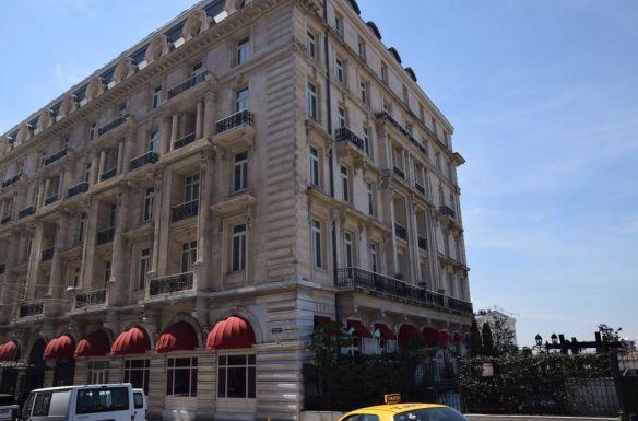 Pera Palace Istanbul