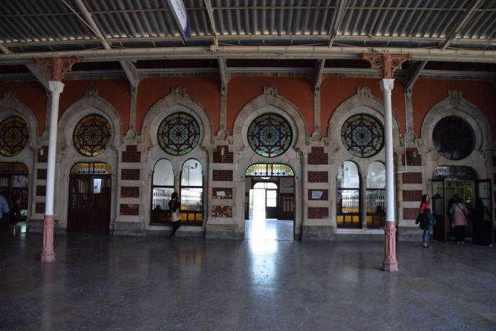 gare Sirkeci Istanbul