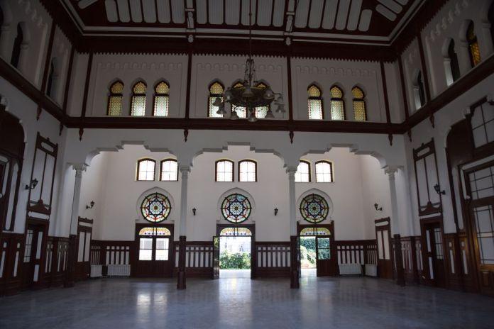 Gare Sirkeci plafond Istanbul