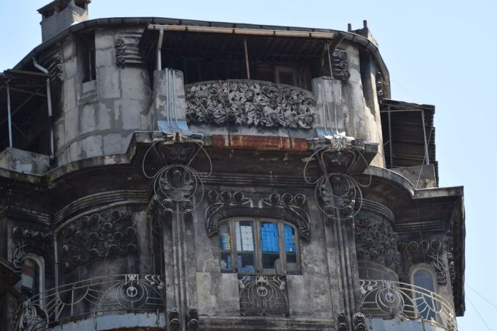 Détails Art nouveau Istanbul