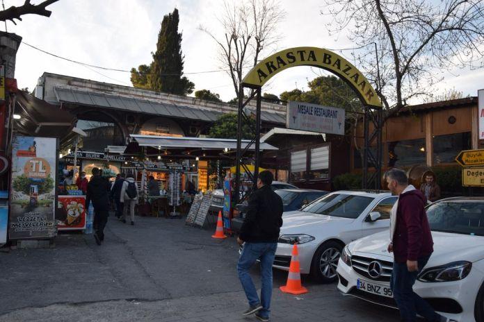 Bazar Arasta Istanbul