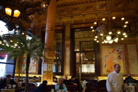 Brasserie décor Hôtel Métropole Bruxelles Brussels