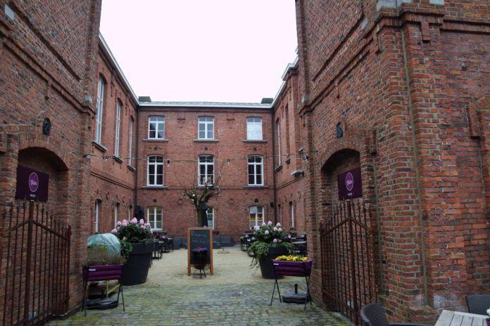 Hôpital Saint-Jean Bruges Brugge