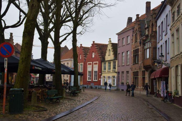 place Bruges Brugge