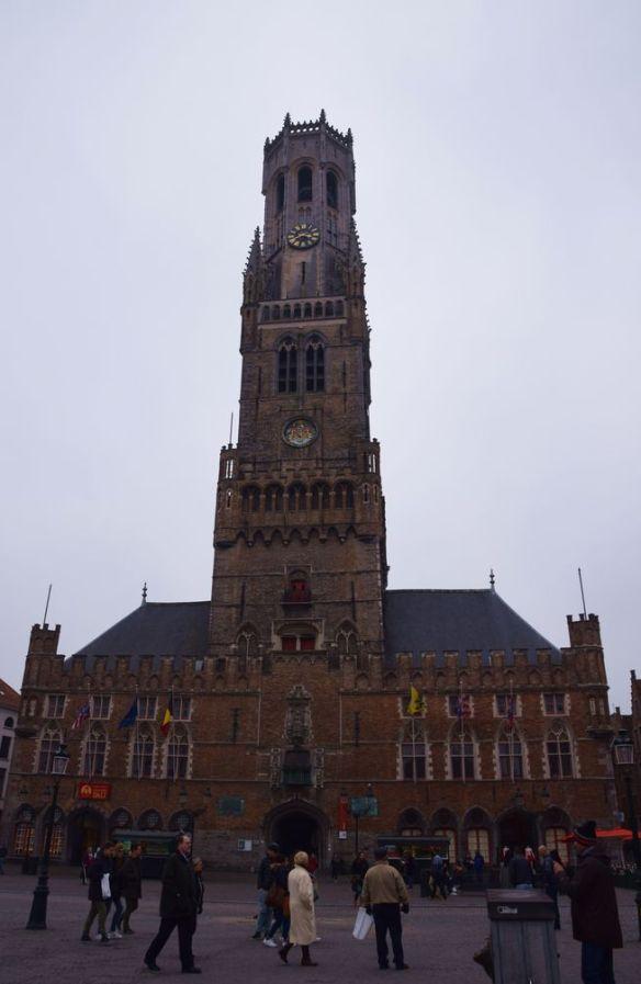 beffroi Bruges Brugge