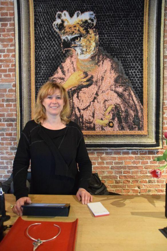 Kathleen Claerhout Bruges Brugge écurie