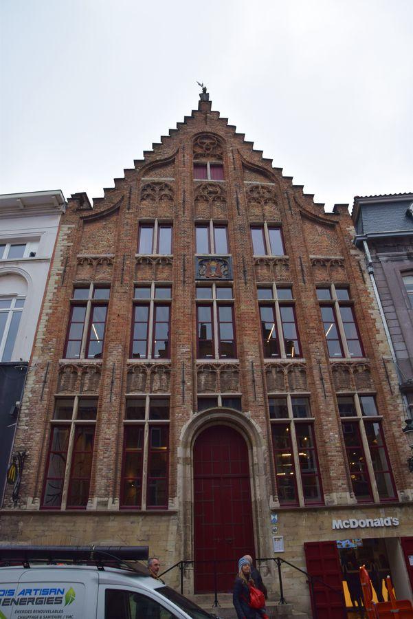 McDonald's Bruges Brugge