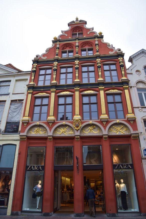 Zara Bruges Bugge