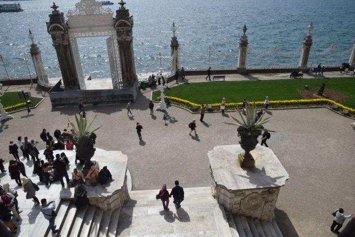 Dolmabahçe Istanbul Bosphore