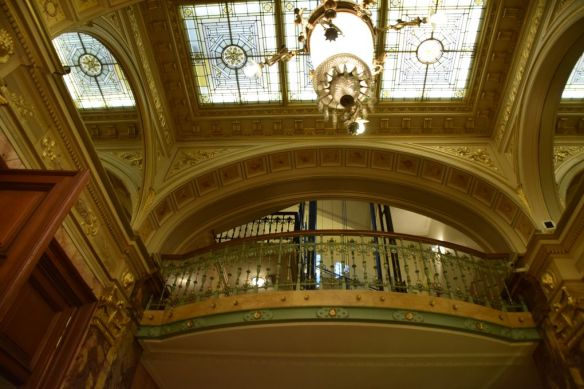 Entrée Hotel Métropole Bruxelles Brussels