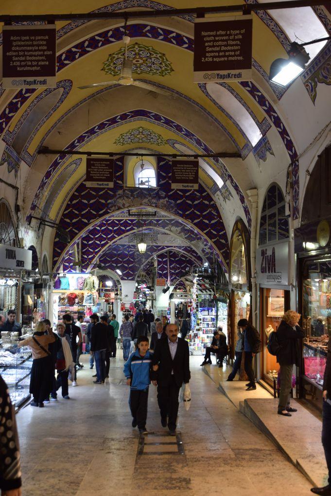 bijoutiers Grand Bazar Istanbul