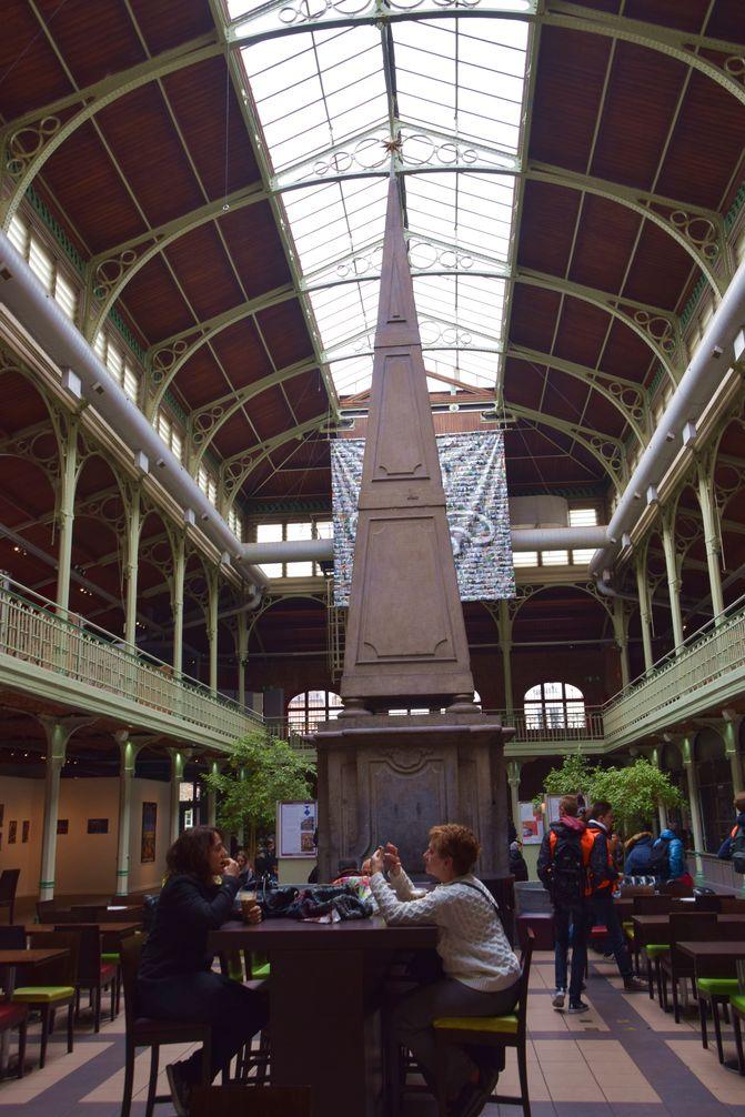 Halles Saint-Géry Bruxelles