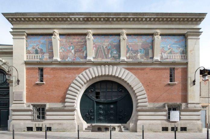 Le Cellier Reims Art nouveau