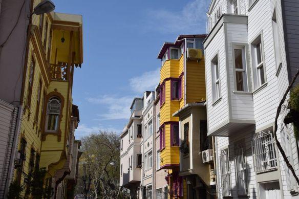 maison bois istanbul bien tenue