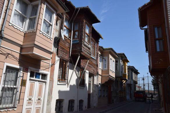 maison bois plans istanbul