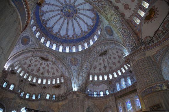 céramique Mosquée bleue
