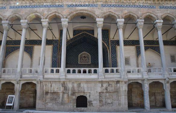 musée de la céramique Istanbul
