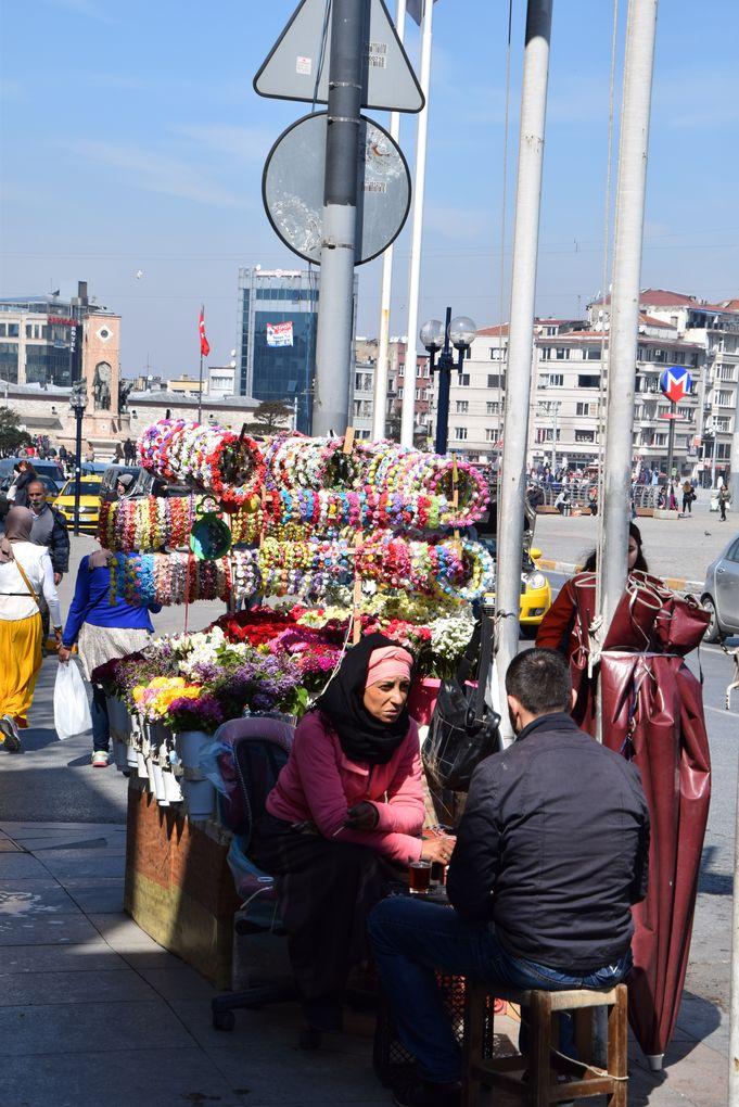 couronnes de fleurs Istanbul