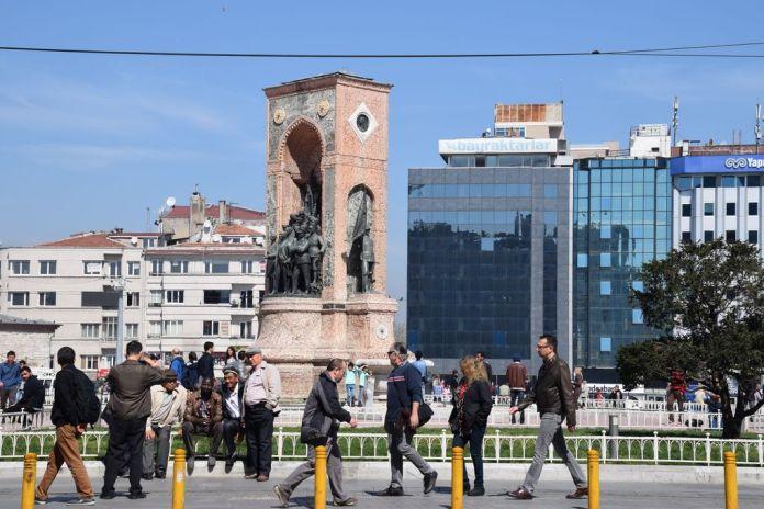 Taksim Pera Istanbul