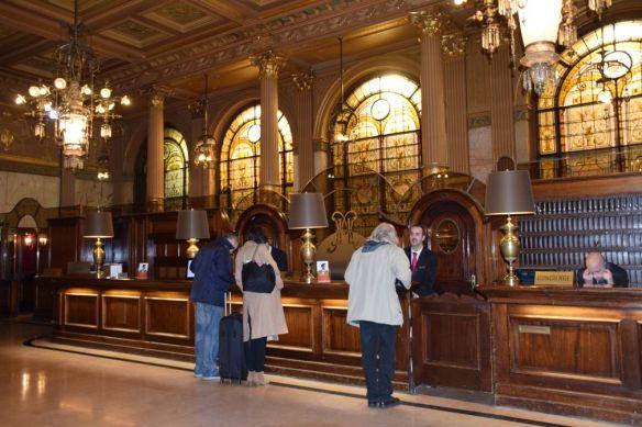 Réception Hôtel Métropole Bruxelles Brussels