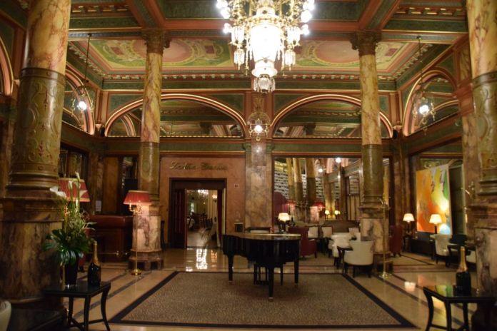 Bar le 31 Hôtel Métropole à Bruxelles, Brussels