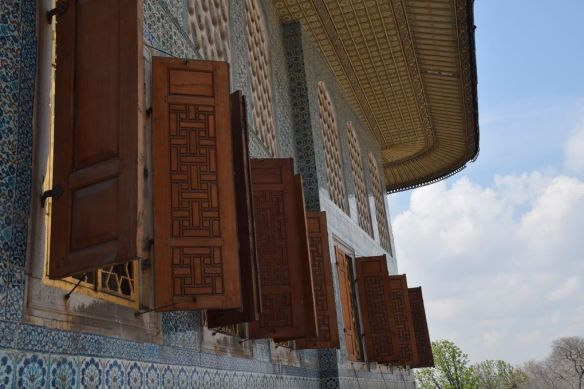 pavillon céramique harem topkapi