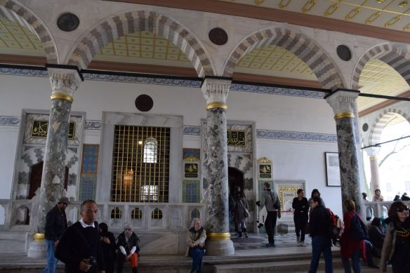 décor topkapi istanbul