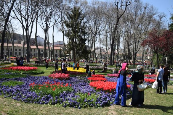 tulipe Gülhane Istanbul