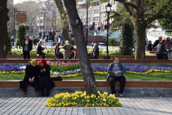 Istanbul printemps