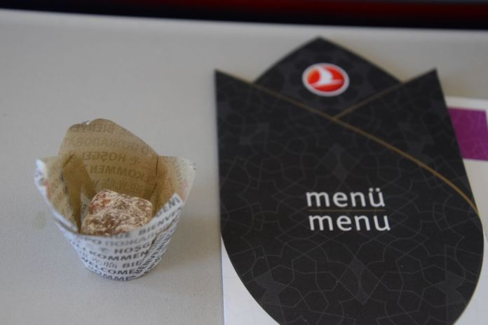 loukoum Turkish Airlines