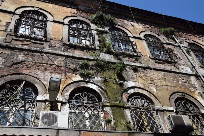 façade végétalisée istanbul