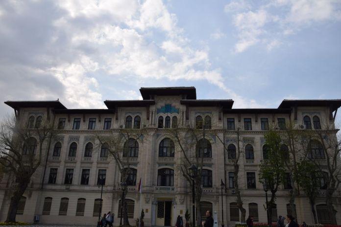 Cadastre Istanbul
