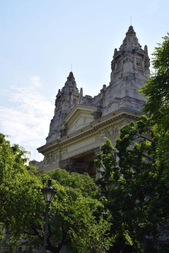 Ancienne bourse Budapest, Hongrie Hungary
