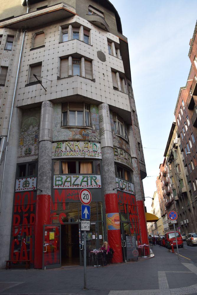 Arkad Bazar Jozsef Vago Budapest Hongrie Hungary