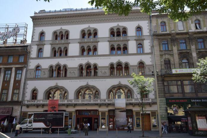 Urania Budapest Hongrie Hungary